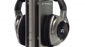 Sennheiser RS 180 Digital Wireless Headphones Review